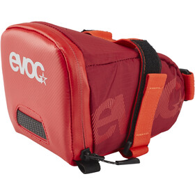 EVOC Tour Saddle Bag 1L spray bottle, red/ruby